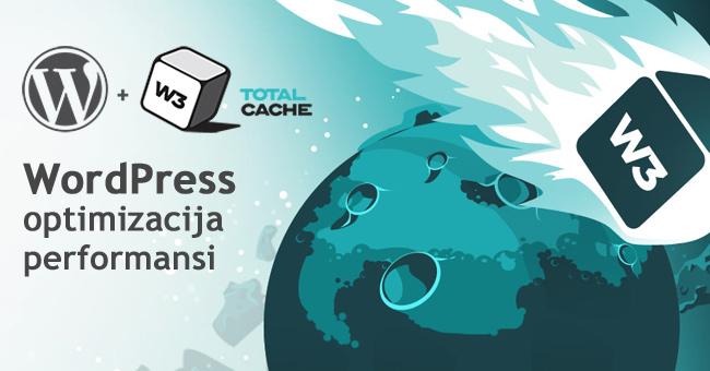 W3 Total Cache uputstvo